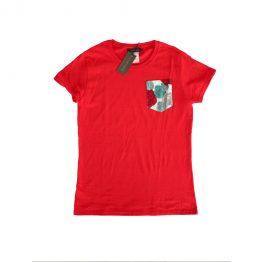 T-shirt tasca contrasto 1